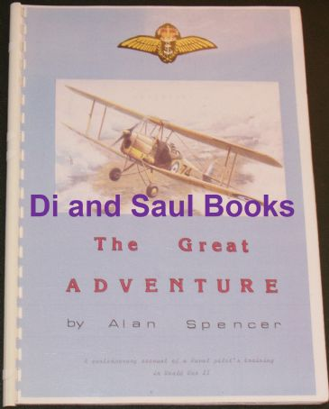 The Great Adventure, by Alan Spencer